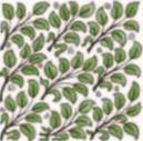 De Morgan - Blätter- englische Fliesen