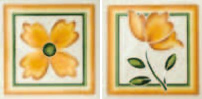 Faux Tube Line - Tulipa Einsatz - Minton Hollins