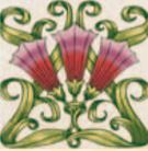 Fanfare - Einsatzrotgrün - Minton Hollins