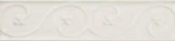 Swirl Berry - Rand weiß - Minton Hollins