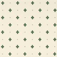 Louise grün - 150x150x8mm - Minton Hollins