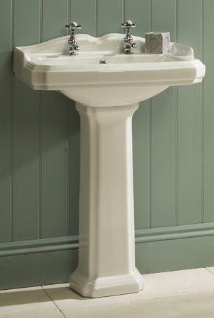 Waschbecken Salisbury mit Standfuß