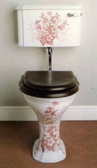 Toilette english Oxford ? niedriger Spülkasten