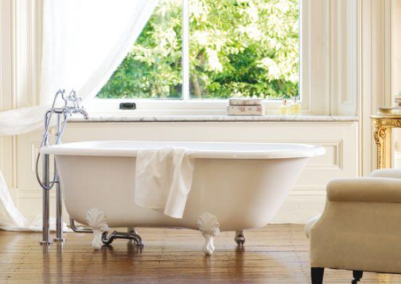 Englische Badewanne Hampshire - groß