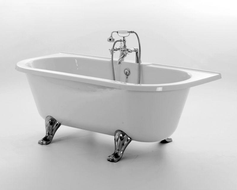 Balmoral Acrylic - englische Badewanne