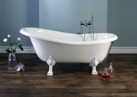 Englische Badewanne Roxbrough - groß
